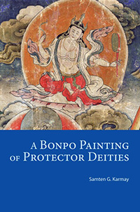 Bonpo Painting of Protector Deities