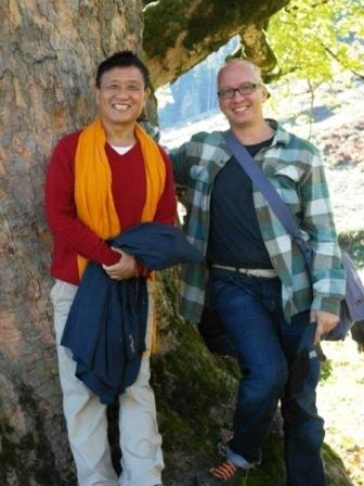 Austria Rob and Rinpoche cropped